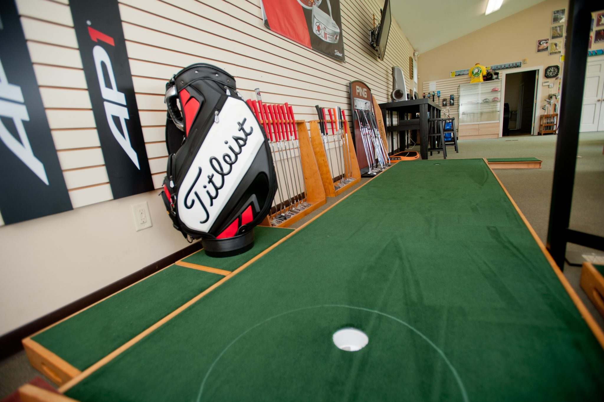 Instruction & Fitting – The Idle Hour Golf Learning Center